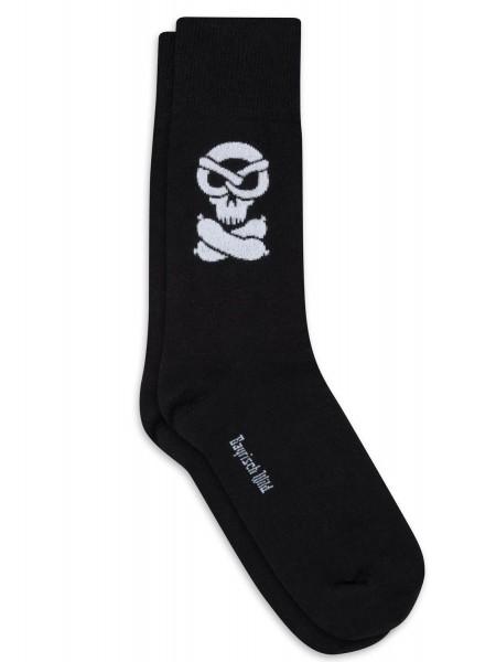 Wilde Socke